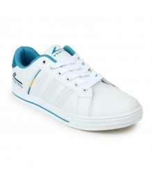 Vostro White Casual Shoes for Men - VSS0149